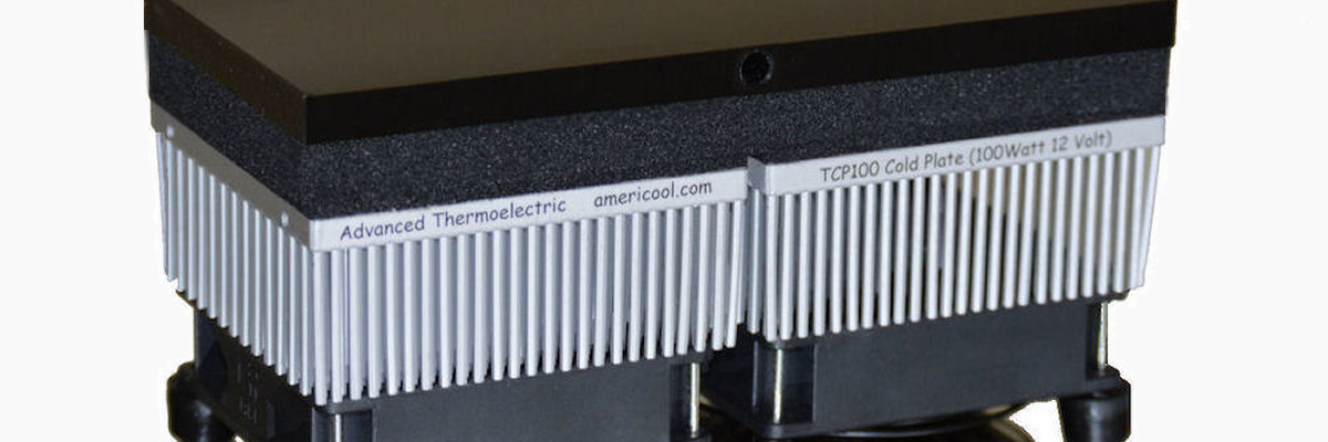 TCP100 Thermoelectric Cold-Plate